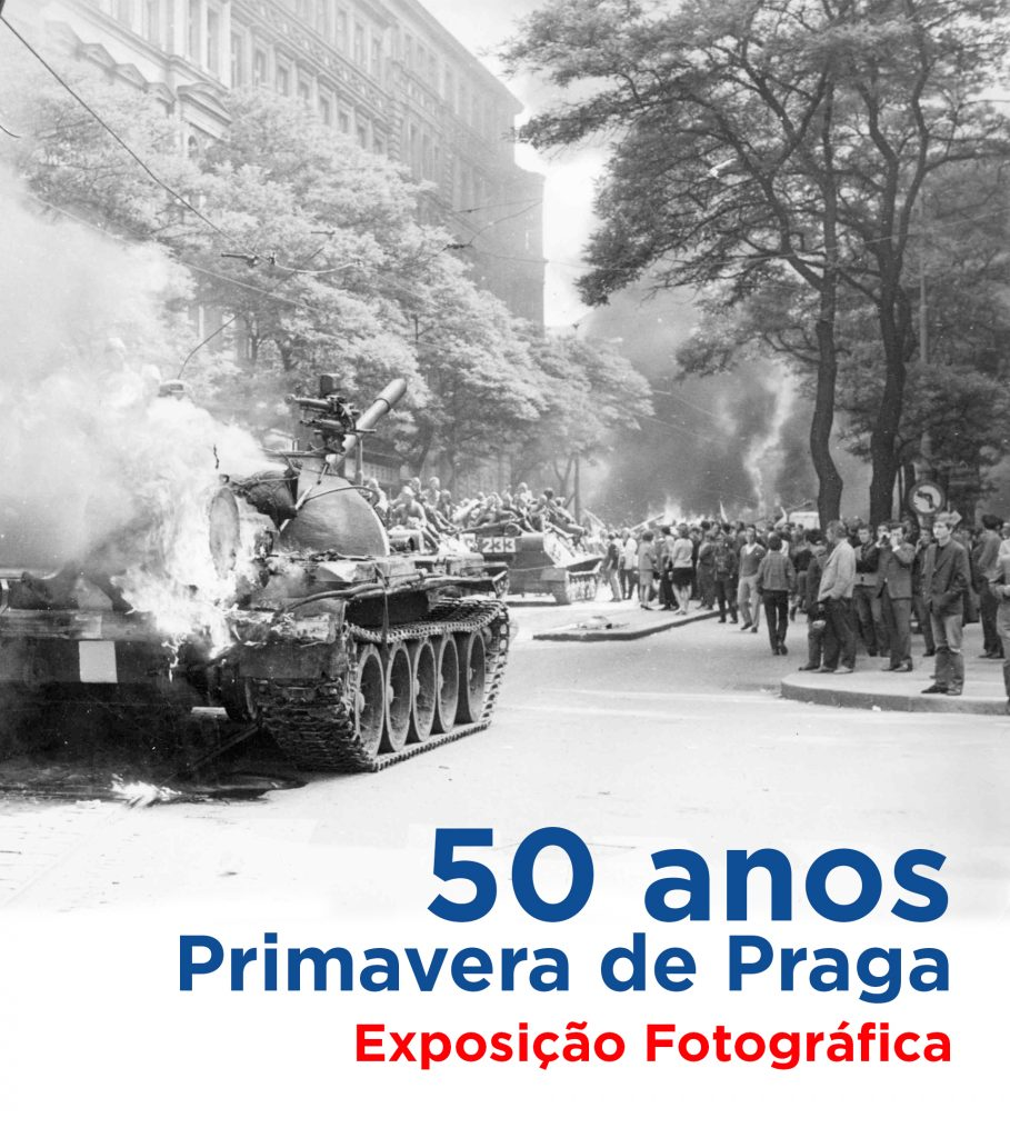 50 anos da Primavera de Praga | Exposição Fotográfica