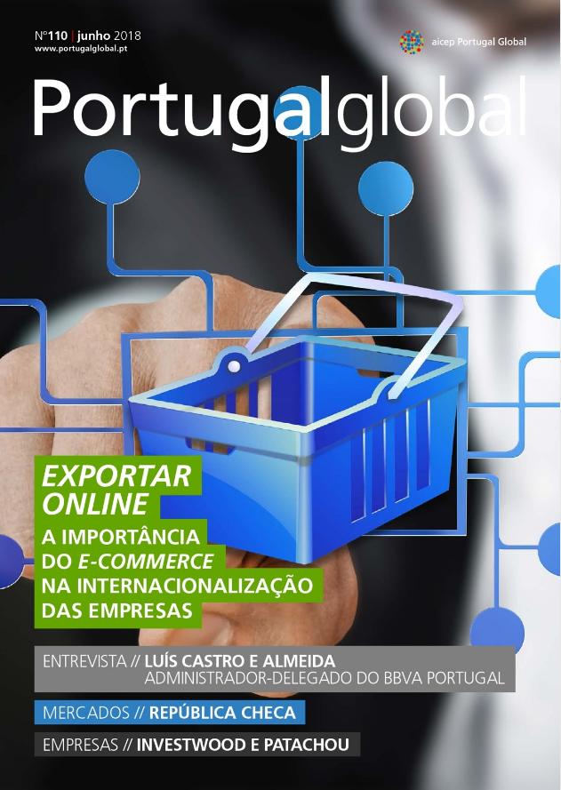 A República Checa na revista Portugal Global