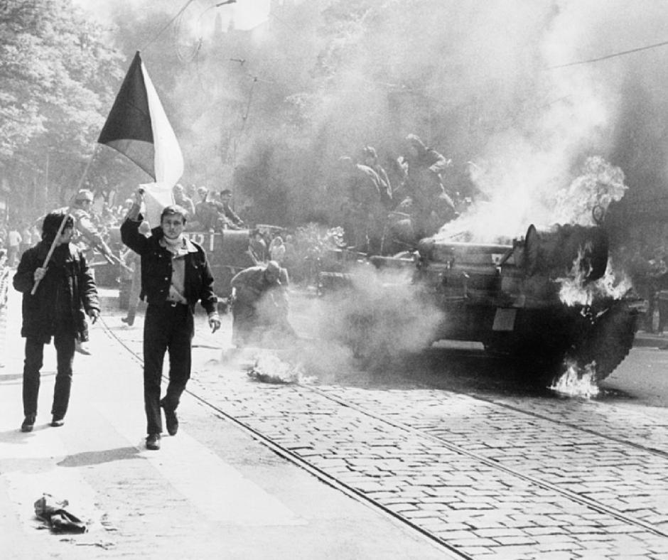 1968/2018 – 50 anos Primavera de Praga