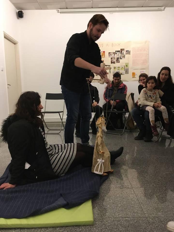 Marionetas Checas no Porto