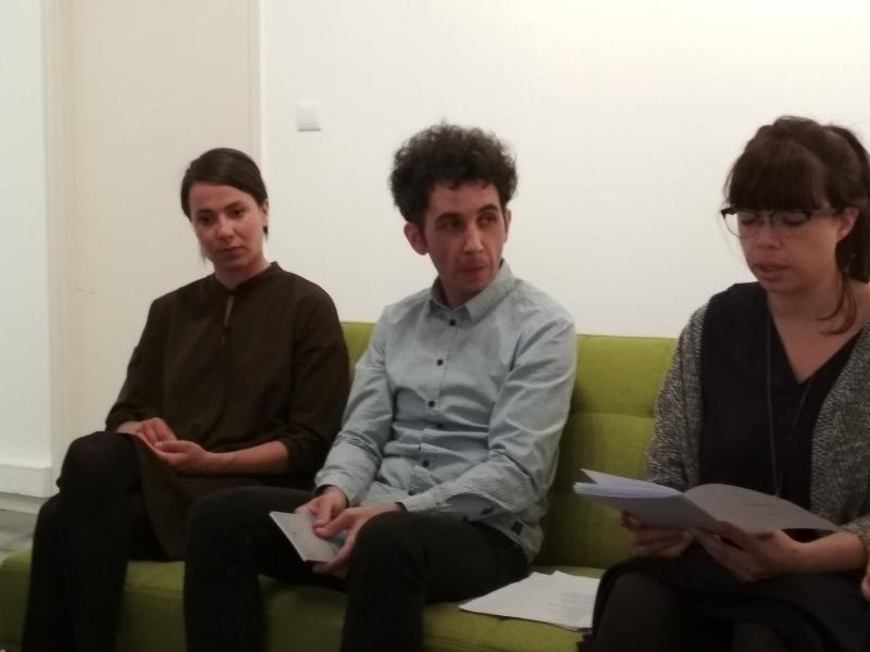 Poeta Kamil Bouška – noites da poesia em Lisboa e no Porto