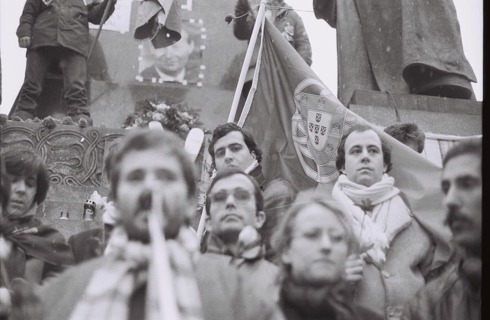 Amarante recebe ciclo – 30 anos da Revolução de Veludo